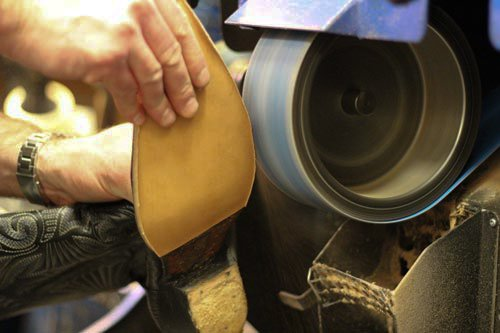 shoe repairs and leather sole restoration in northampton