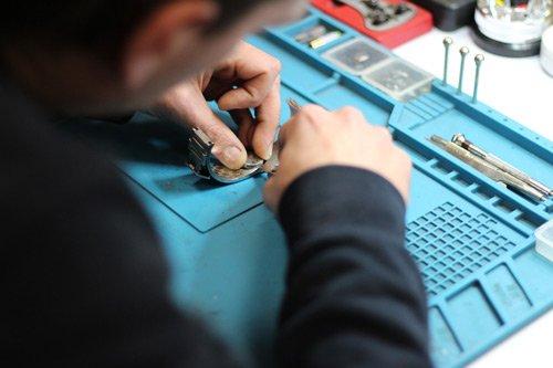 watch repair northamptonshire