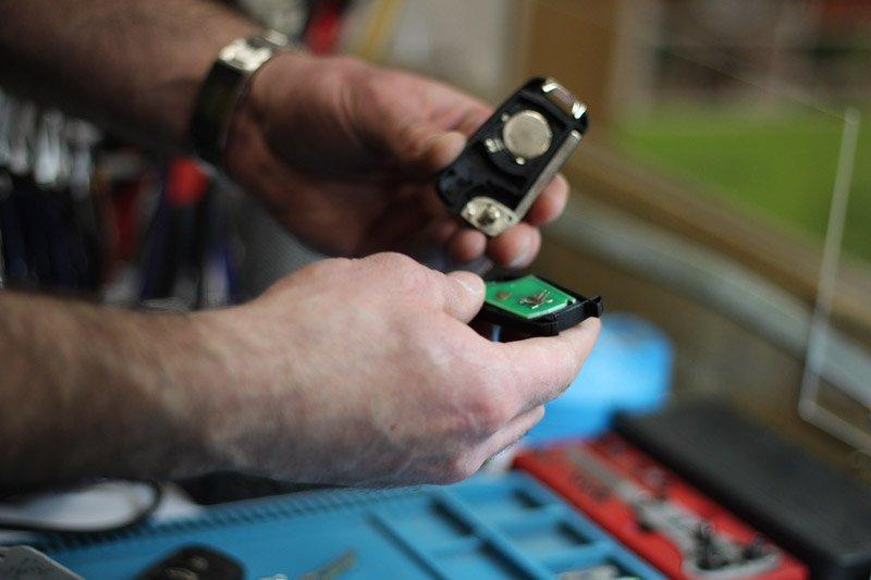 car remote repair and programming northampton